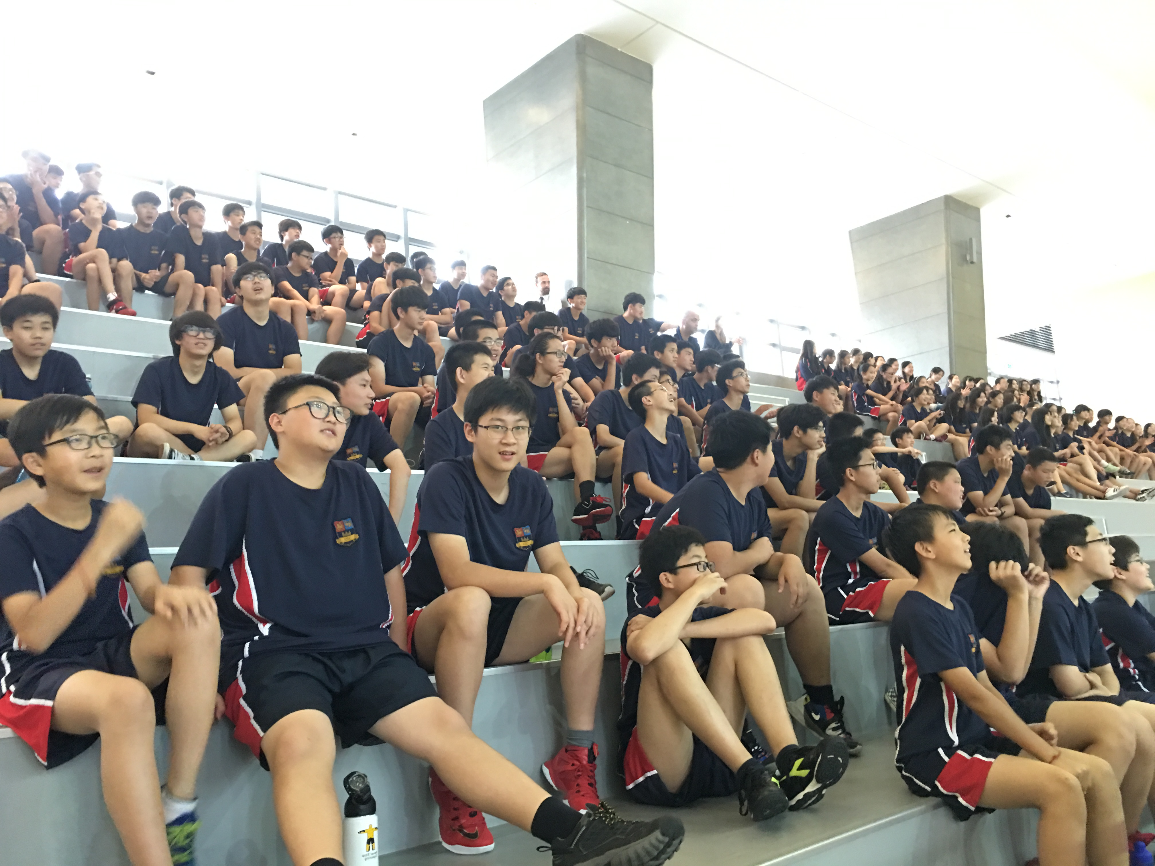 Concept 2 Model D >> Wycombe Abbey International School of Changzhou Indoor Rowing | Concept2